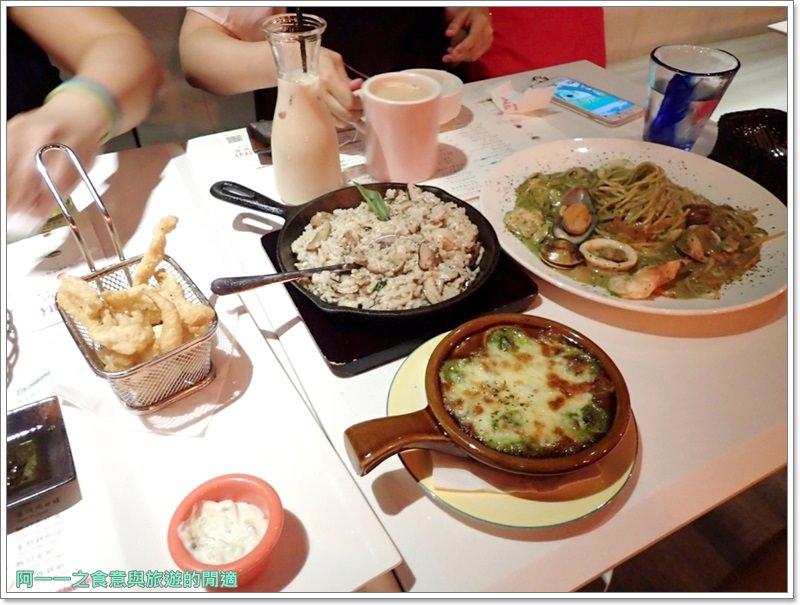 捷運淡水站美食.聚餐.樂尼尼義式餐廳.披薩image020