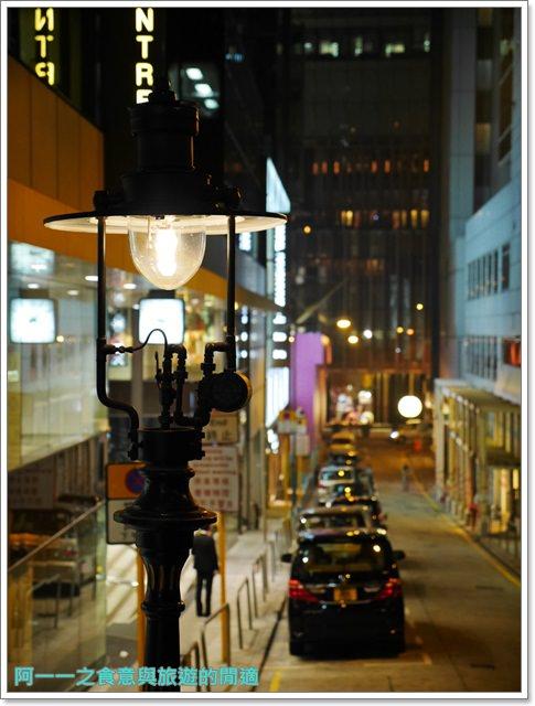 香港自助旅遊.星巴克冰室角落.都爹利街煤氣路燈.古蹟image011
