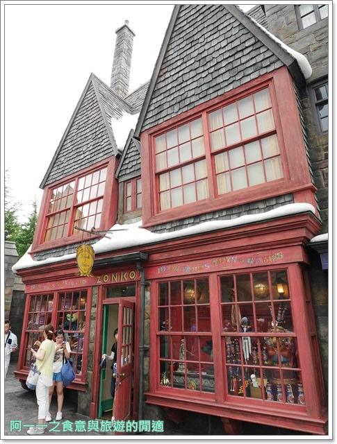 哈利波特魔法世界USJ日本環球影城禁忌之旅整理卷攻略image055