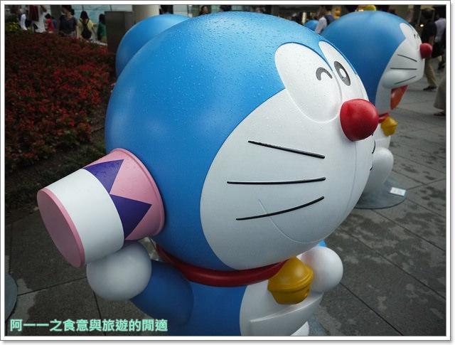 日本東京自助哆啦A夢六本木hil朝日電視台limage051