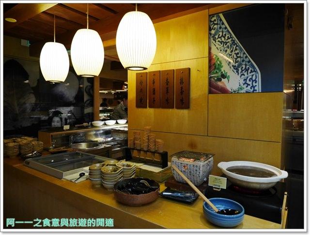 捷運台北101站美食君悅酒店彩日本料理buffet吃到飽image031
