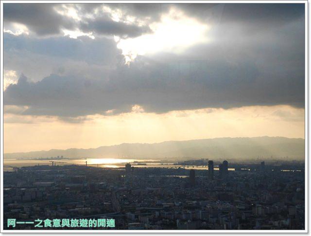 大阪景點.阿倍野展望台.harukas300.夜景.夕陽.天王寺image035