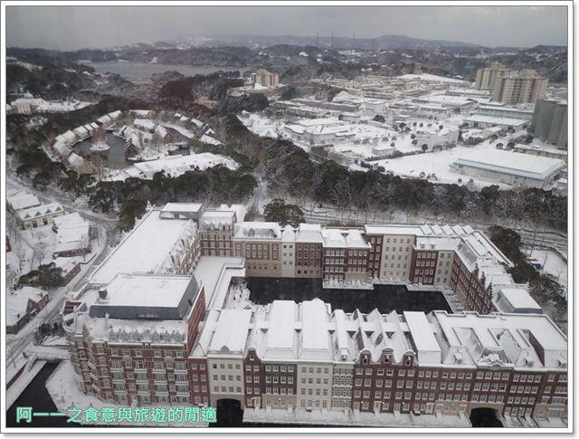 九州旅遊.豪斯登堡.光之王國.雪.日本.主題樂園image031