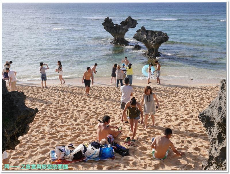 沖繩旅遊.古宇利島.心型礁岩.芒果冰.image041