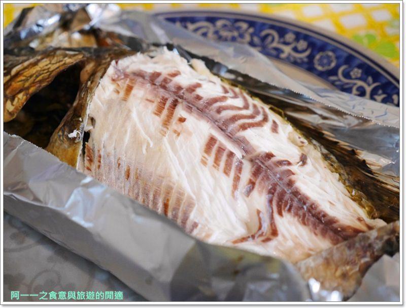花蓮無菜單料理.美食.兩津農莊食堂.烤魚.桶仔雞.image019