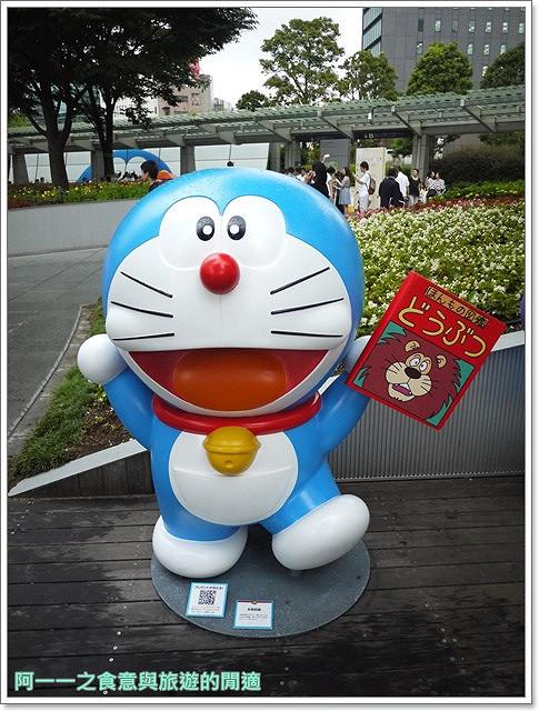 日本東京自助哆啦A夢六本木hil朝日電視台limage027