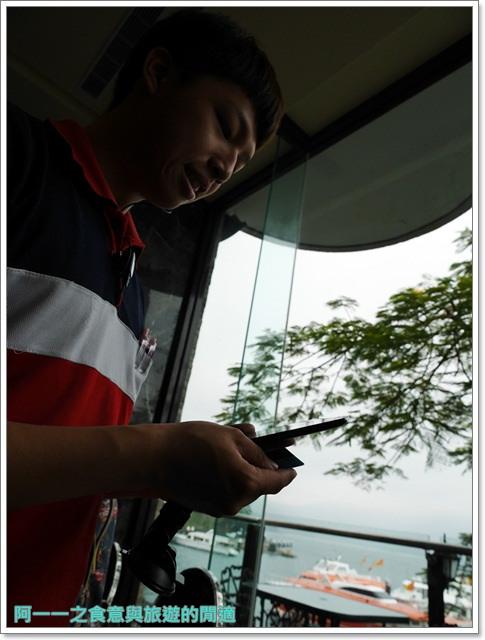 日月潭南投旅遊景點低碳鐵馬電動車電動船雲品下午茶image042