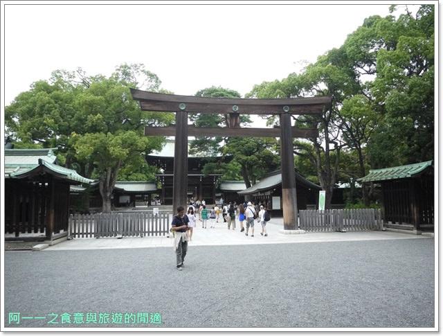 明治神宮原宿澀谷忠犬八公小八御苑日本東京自助旅遊image064