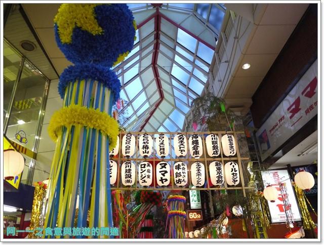 東京祭典阿佐ヶ谷七夕祭り花燈阿佐谷小吃image011