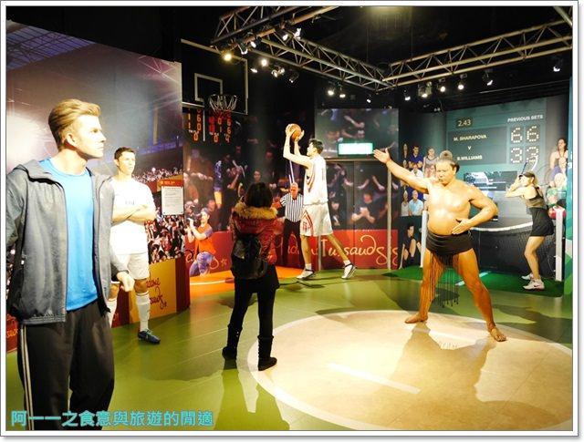 香港杜莎夫人蠟像館凌霄閣山頂纜車香港自助旅遊image030