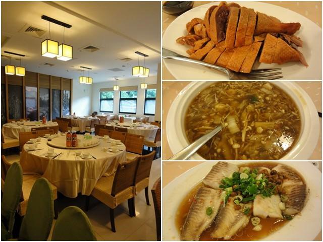 台中 武陵富野渡假村 三元中餐廳桌菜~阿一一初夏武陵農場之旅