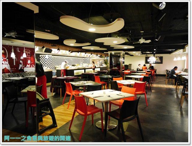 台北車站美食凱撒大飯店checkers自助餐廳吃到飽螃蟹馬卡龍image011