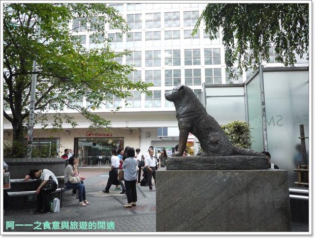 明治神宮原宿澀谷忠犬八公小八御苑日本東京自助旅遊image013