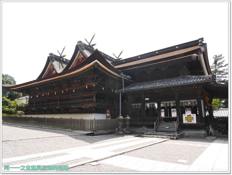 日本岡山旅遊.吉備津神社.桃太郎.迴廊.image042