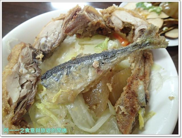 三芝盧師傅牛肉麵雞腿飯image035