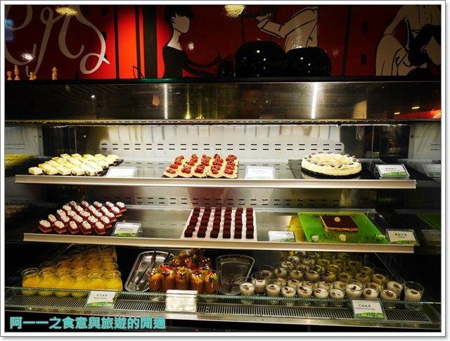台北車站美食凱撒大飯店checkers自助餐廳吃到飽螃蟹馬卡龍image028