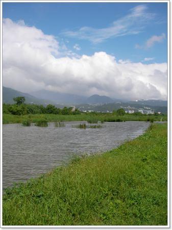 台北市的心臟~關渡自然公園