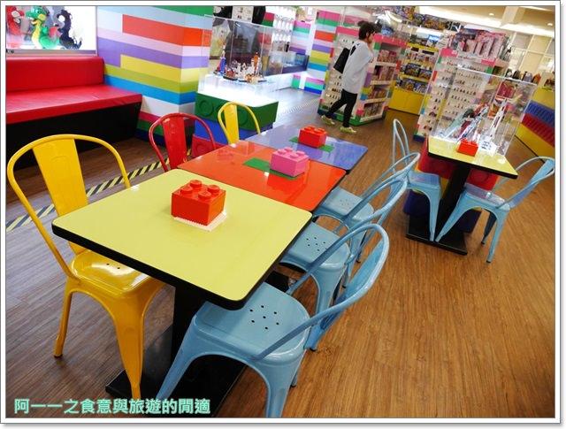 樂高積木主題餐廳中和環球lego親子甜點披薩image009