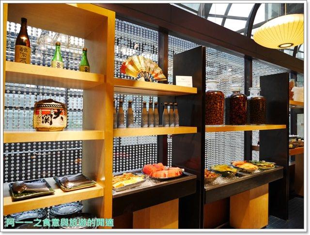 捷運台北101站美食君悅酒店彩日本料理buffet吃到飽image028