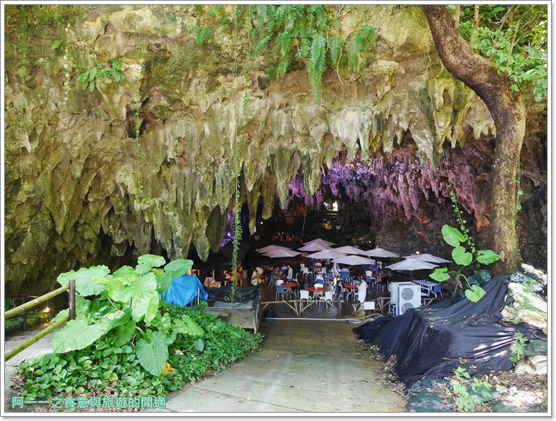 沖繩南部景點.Gangala之谷.鐘乳石洞咖啡.秘境.港川人.image001