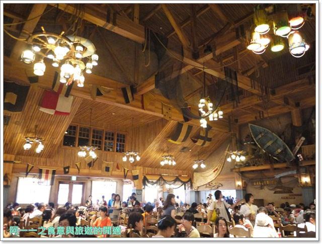 東京迪士尼海洋美食duffy達菲熊午餐秀gelatoniimage034