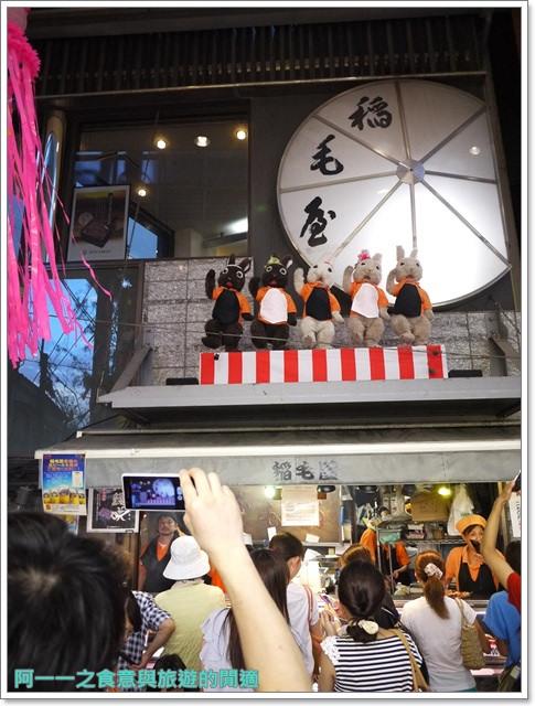 東京祭典阿佐ヶ谷七夕祭り花燈阿佐谷小吃image030