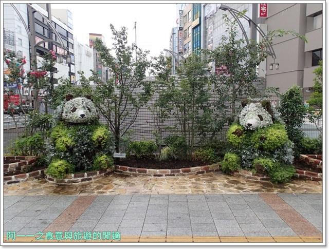 東京自助旅遊上野公園不忍池下町風俗資料館image005