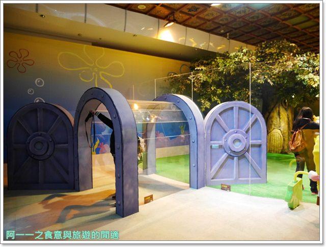 捷運中正紀念堂景點櫻花海綿寶寶暢遊比奇堡特展image032