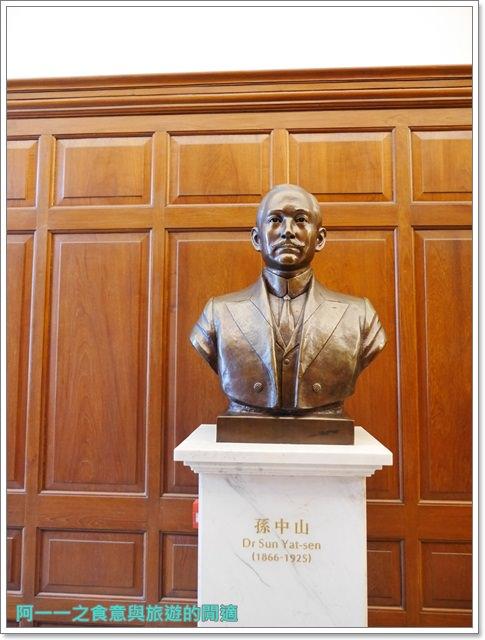 香港中環景點孫中山紀念館古蹟國父博物館image041