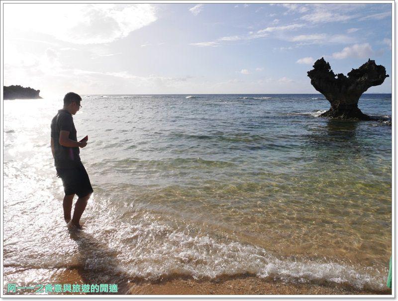 沖繩旅遊.古宇利島.心型礁岩.芒果冰.image043