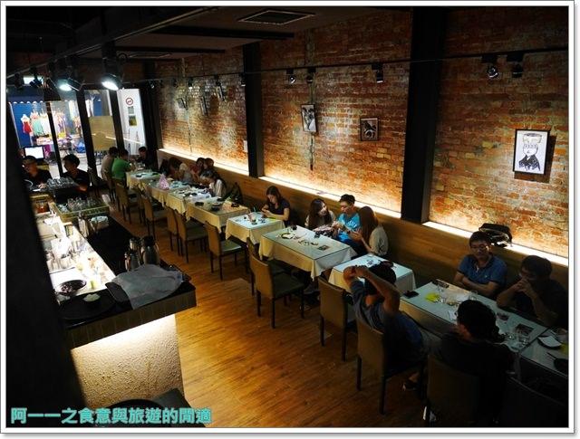 士林夜市美食FB食尚曼谷捷運士林站老屋泰式料理老宅夜店調酒image003