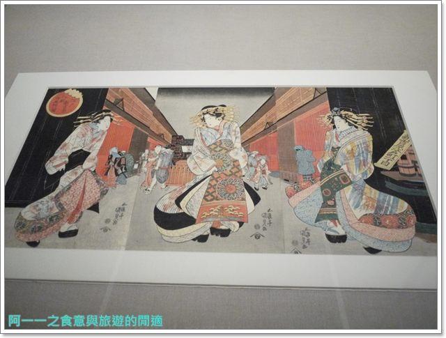 日本東京自助景點江戶東京博物館兩國image076