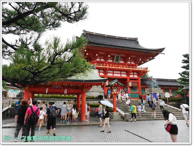 伏見稻荷大社.京都神社.千本鳥居.日本關西自助旅遊image009