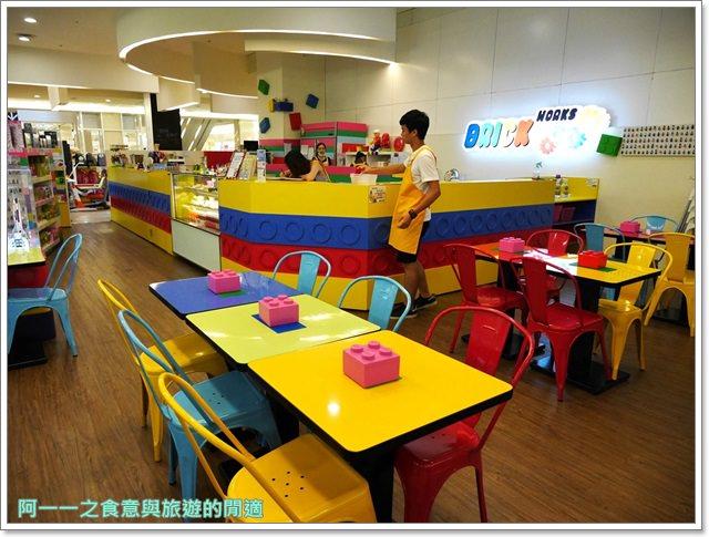 樂高積木主題餐廳中和環球lego親子甜點披薩image007