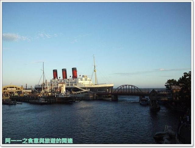 東京迪士尼海洋 Tokyo DisneySea 阿一一image016