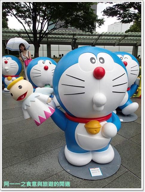 日本東京自助哆啦A夢六本木hil朝日電視台limage043