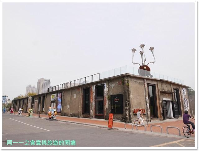 高雄旅遊.駁二藝術特區.捷運西子灣站景點.小火車image050