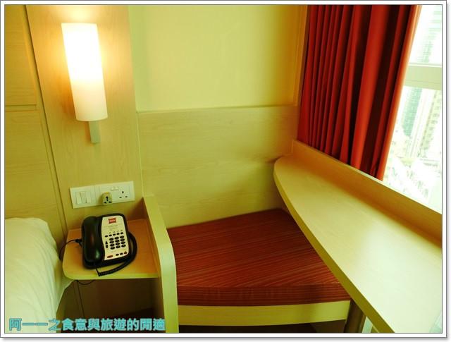 香港旅遊住宿飯店宜必思ibis中上環酒店機場快線image032