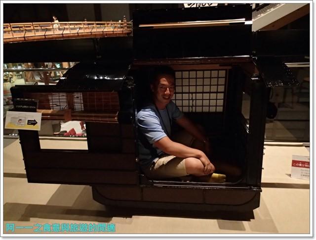日本東京自助景點江戶東京博物館兩國image024