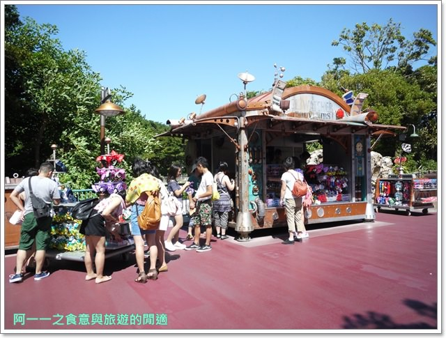 東京迪士尼海洋美食duffy達菲熊午餐秀gelatoniimage001
