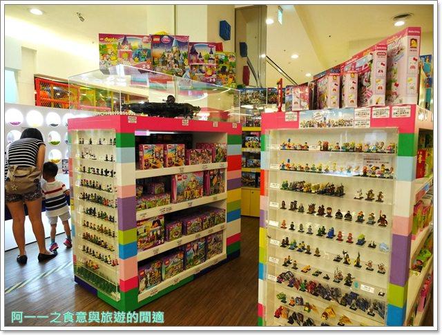 樂高積木主題餐廳中和環球lego親子甜點披薩image004
