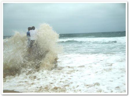 澎湖 山水沙灘~衝浪的好地方
