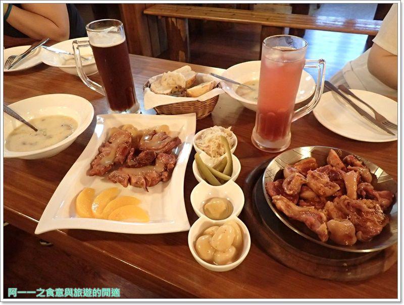 三芝德國豬腳.煙燻小棧.北海岸美食.聚餐.PA061181