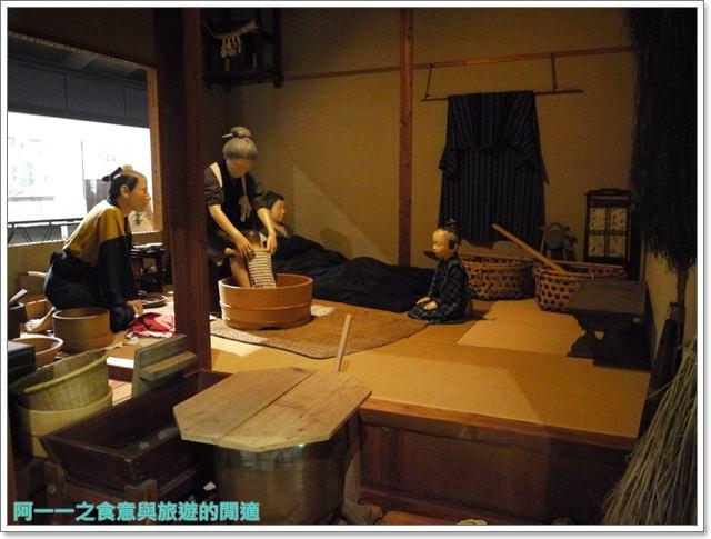 日本東京自助景點江戶東京博物館兩國image047