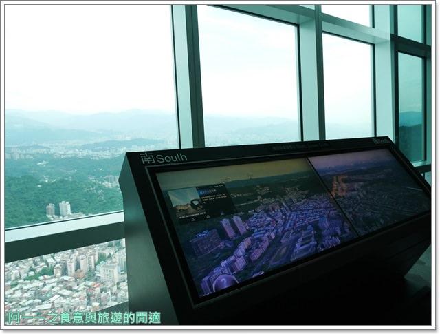 捷運台北101景點89樓觀景台阻尼器摩天大樓image029