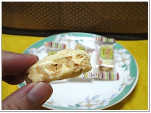 [試吃]維格餅家 原味花生牛軋糖~奶香與花生香的交織