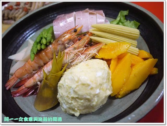 花蓮吉安美食火鍋無菜單料理後山糧倉image025