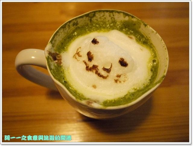 台中貓餐廳立體貓拉花貓旅行咖啡輕食館image065