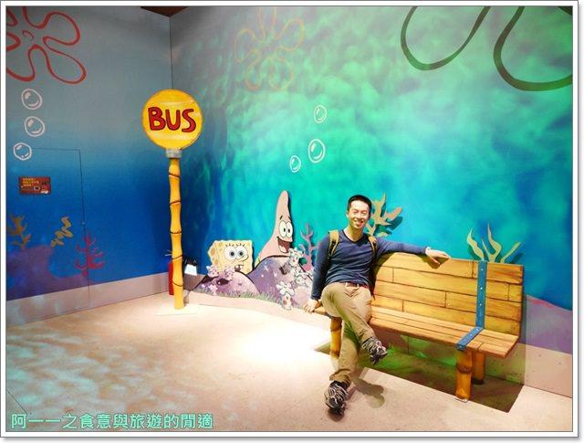 捷運中正紀念堂景點櫻花海綿寶寶暢遊比奇堡特展image011
