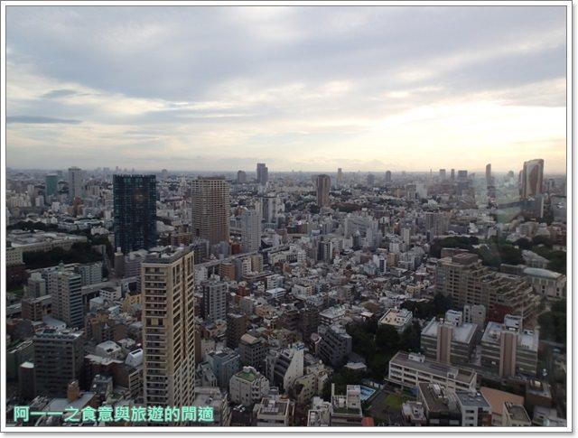 日本東京旅遊東京鐵塔芝公園夕陽tokyo towerimage021